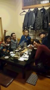 福知山釣り忘年会