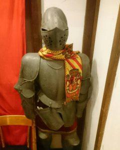 スペインの鎧