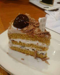 カタシマのケーキ