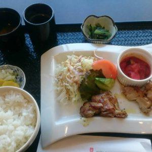 レストランたんば福知山のランチ