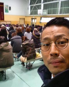 福知山中学校学生服・制服の採寸日