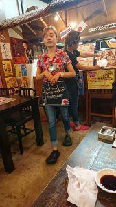 居酒屋しゃかりき432のスタッフ写真