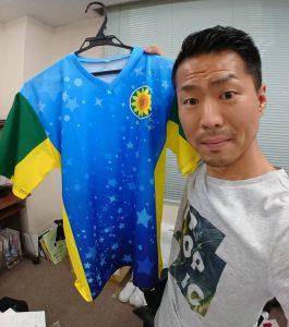 福知山ひまわり保育園様の完全オリジナルTシャツ
